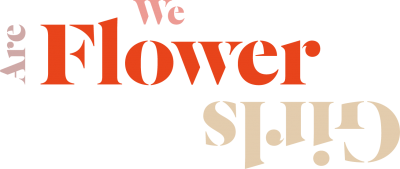 Logo We Are Flowergirls